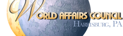 Join the World Affairs Council of Harrisburg!