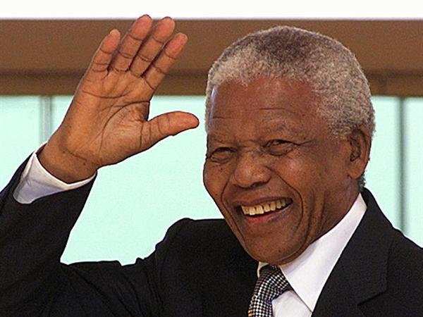 Nelson Mandela: 1918-2013