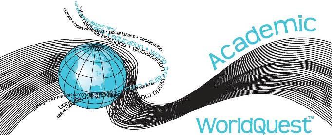Academic WorldQuest 2015-16 – Topics Announced!