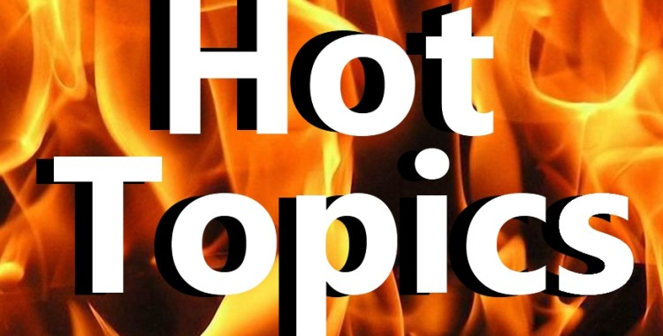 Hot Topic Saturday Luncheon – Russia, Tunisia and the Deal with Iran!