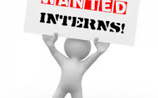 NOW ACCEPTING SUMMER INTERNS!