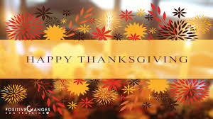 Happy Thanksgiving, World!