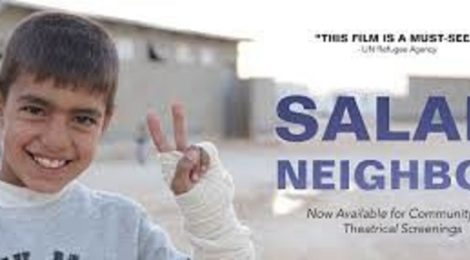 "FREE! ""Salam, Neighbor"" Documentary Airing - Fredricksen Library"