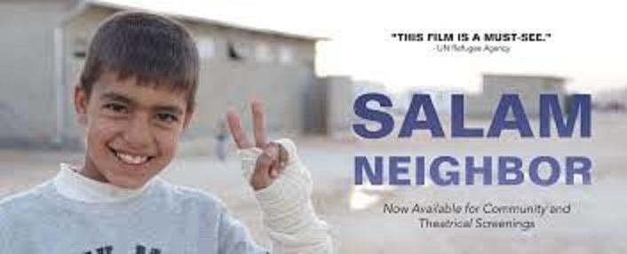 "FREE! ""Salam, Neighbor"" Documentary Airing - Fredricksen Library"