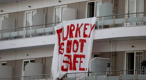 EUROPE'S NEWEST REFUGEES: TURKS FLEE ERDOGAN
