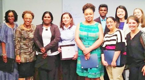 Congratulations International Young Leaders!