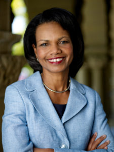 China Town Hall with Former Secretary of State Condoleezza Rice